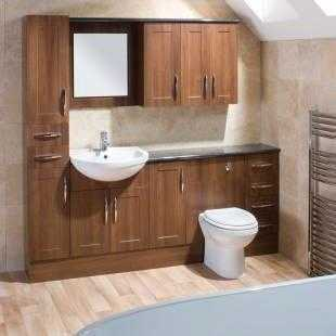 Winter Walnut Fitted Furniture