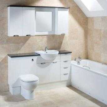 Gloss White Fitted Furniture
