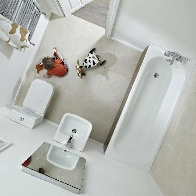 Small Bathroom Suites