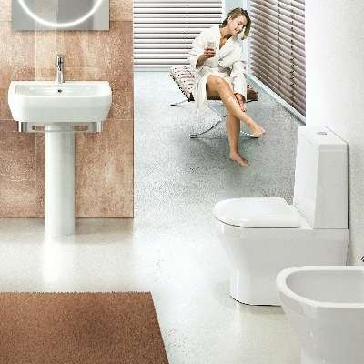 Modern Basin And Toilet Suites