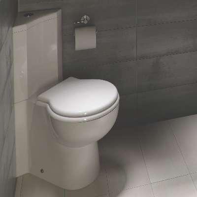 Corner Toilets. Toilets   Small Toilets   Push Button Toilets   Soft Close Seat