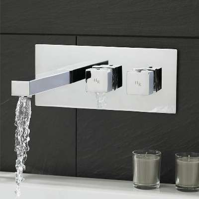 Wall Mounted Taps