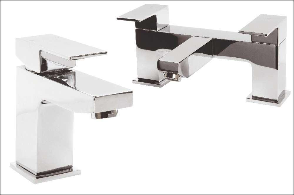 Bathroom Taps | Basin Mixer Taps | tradebathrooms.com