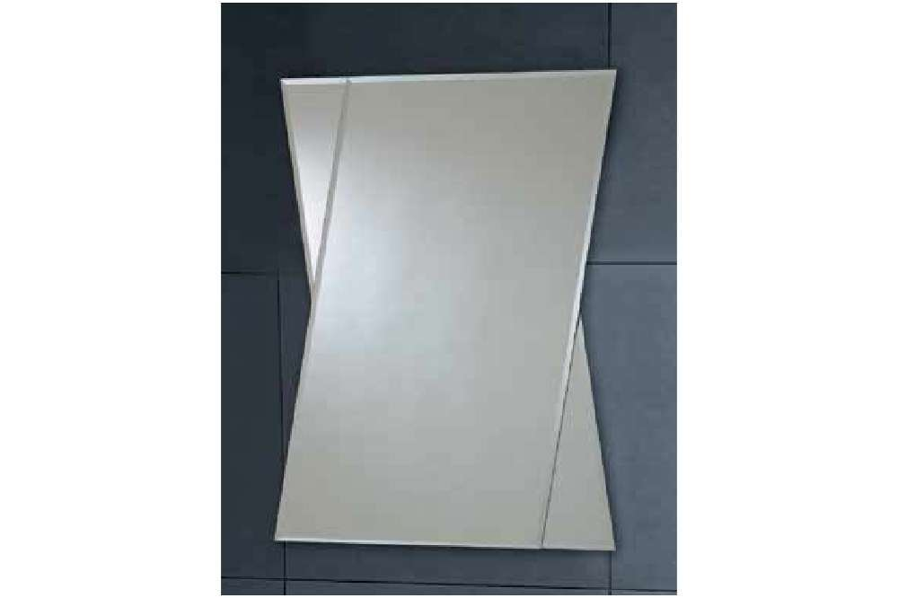 Bevelled edge mirror 80 x 60 phoenix phoenix mirrors for Mirror 60 x 80