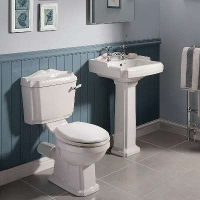 Traditional Basin & Toilet Sets