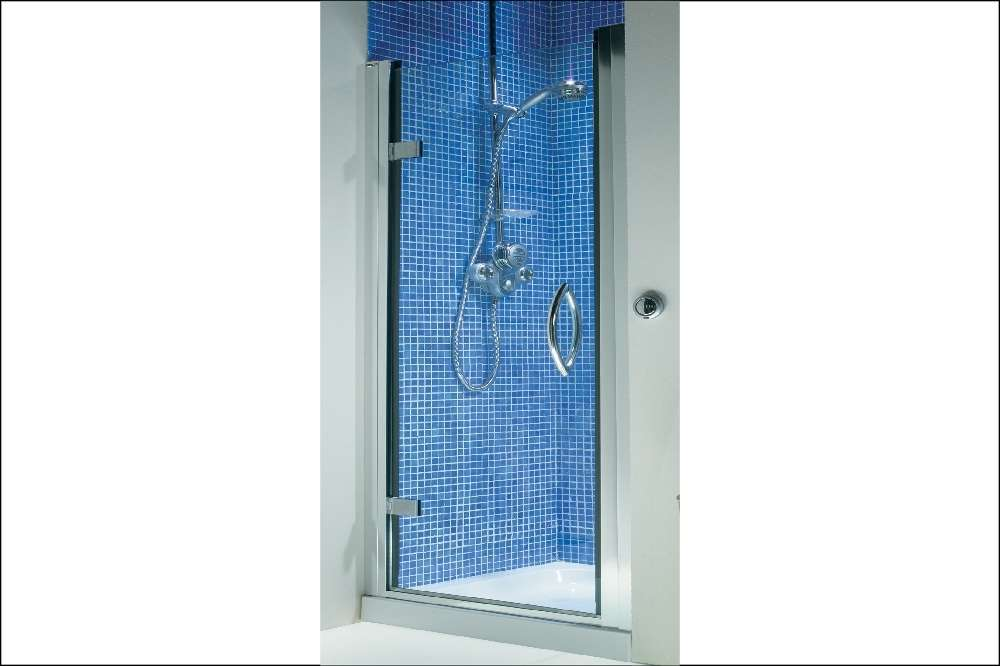 Quick Look Collage Hinged Shower ...