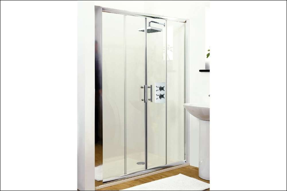 Find every shop in the world selling hydrolux 6mm 1400mm x for 1400mm sliding shower door