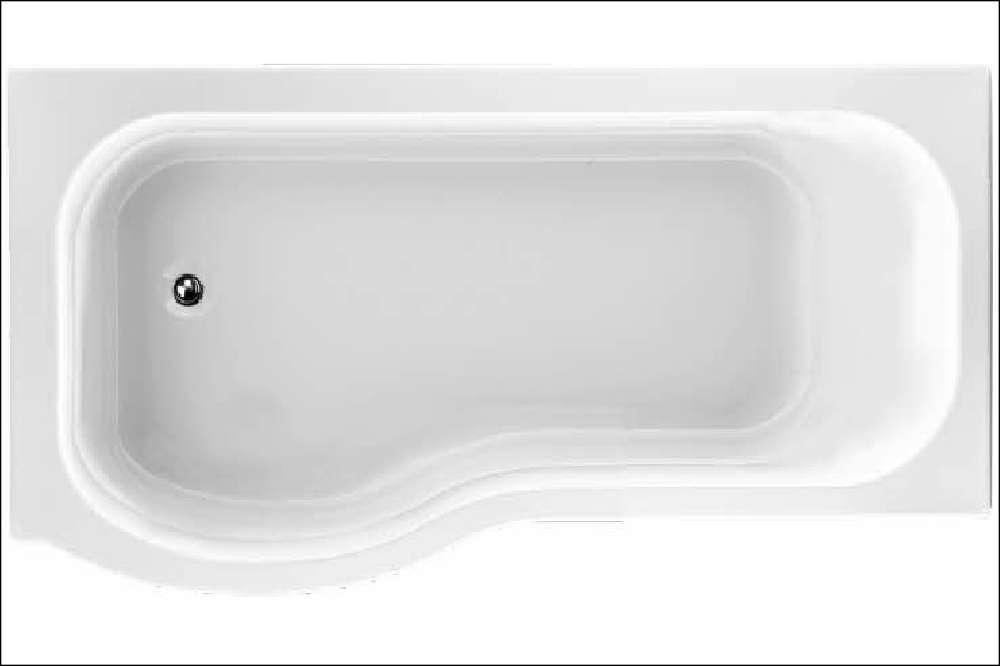 Shower Baths   L Shaped Shower Bath   P Shaped Shower Bath