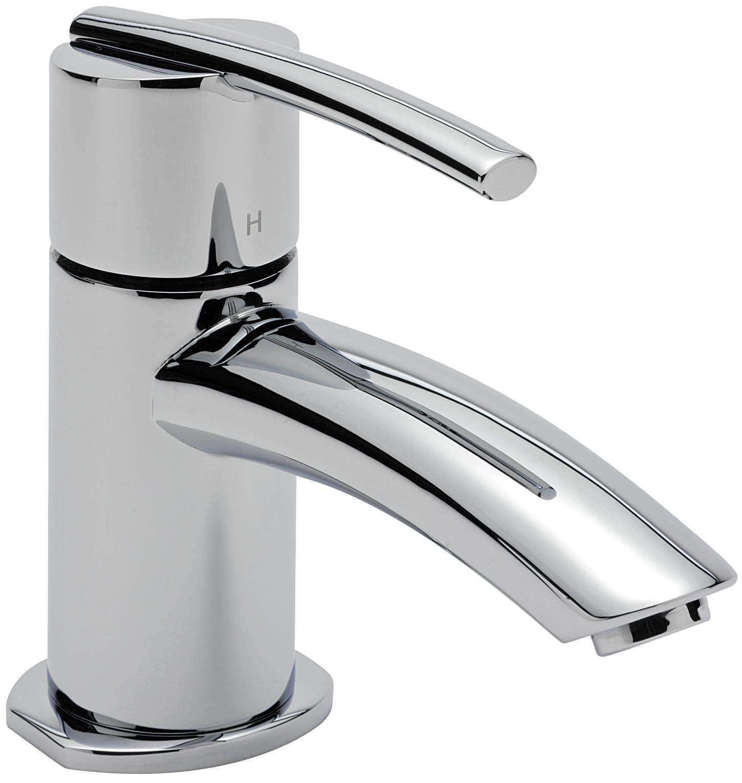 Pure Basin Taps PU/101/C under Pure